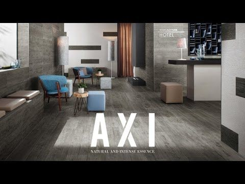 Axi interprets, in a contemporary way, different wood essences enhanced by the natural ravages of time on surfaces rich in intriguing chroma...