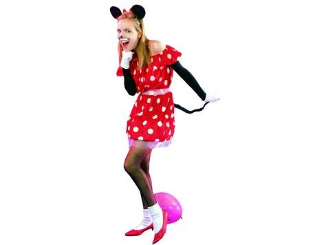 Adult Minnie Mouse