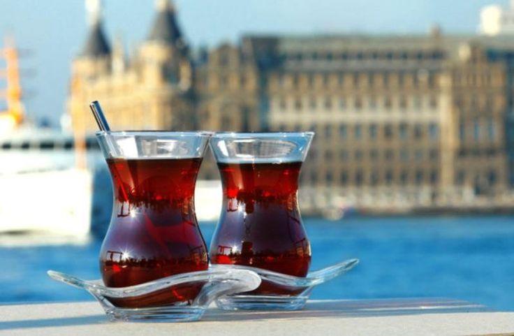 Çay Haydarpaşa Garı İstanbul