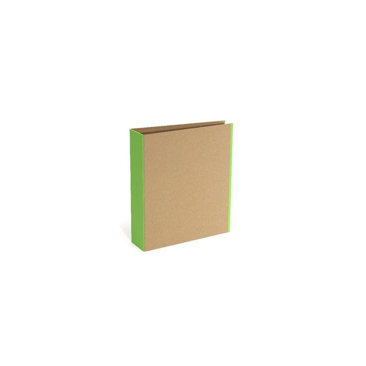 Capa de Argolas Quattro Colori Neon Verde Ref.ª LN16041_2