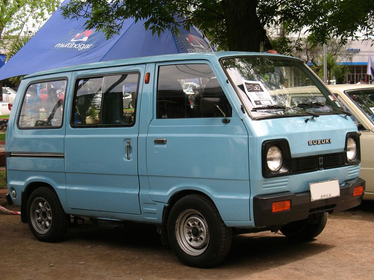 https://flic.kr/p/AhBxD3 | Suzuki Carry ST-90 1980                                                                                                                                                      More