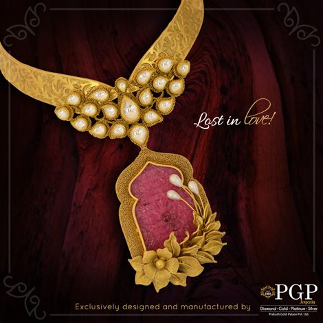 Be the one with whom she wants to spend her life! For any queries regarding the price of the jewellery or otherwise, email us at query@pgpgroups.com