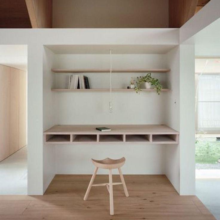 W O R K S P A C E The Simplicity Of This Plywood Study
