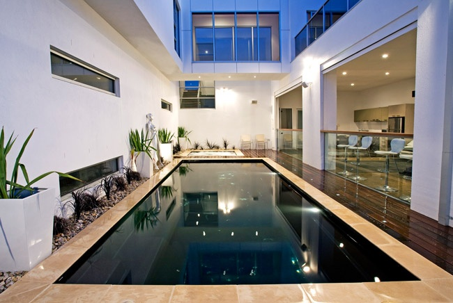 15 best pools images on pinterest photo galleries pools for Pool design new zealand
