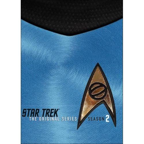Star Trek: Original Series: Season Two (Bby) (DVD)