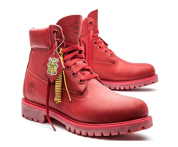 """BILLIONAIRE BOYS CLUB x TIMBERLAND – """"6-Inch Boot"""" (preview) « The Hype BR"""