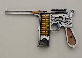 12 best gun images on pinterest weapons guns firearms and revolvers full cutaway of a chinese broom handle pistol exposing action and interior not an artist rendering a full size item created by a gunsmith fandeluxe Choice Image