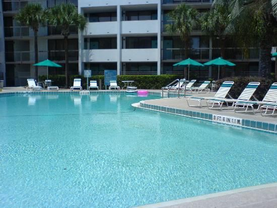 La Quinta Inn Orlando International Drive: La-Quinta Pool