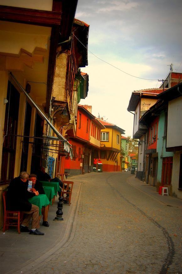 Eskişehir Odunpazarı History