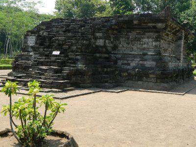 Tegowangi temple, Kecamatan Plemahan Kabupaten Kediri.