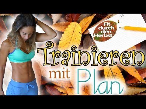 Trainingsplan erstellen - Motivation fürs Training - Muskelaufbau bei Frauen - Wie starten? - YouTube