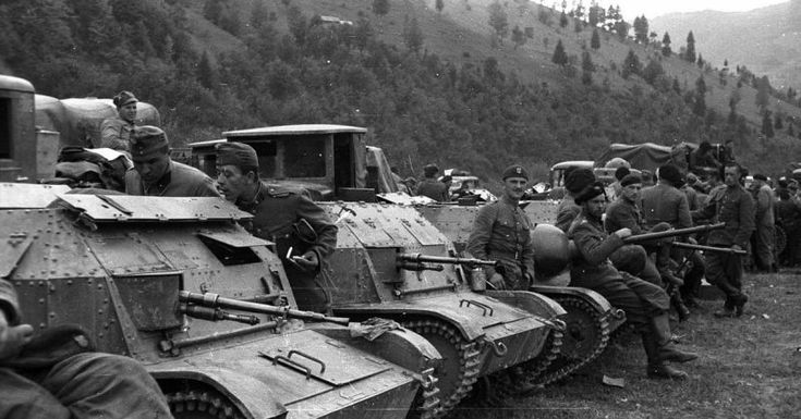 The Invasion of Poland in the Opening Stages of World War Two