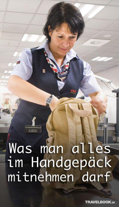 Wer mit einem Handgepäckstück ins Flugzeug will, muss neben Größe und Gewicht des Koffers auch die Sicherheitsbestimmungen beachten. Zwar haben viele Passagiere einige Regeln bereits verinnerlicht, doch es gibt durchaus auch Gegenstände, bei denen man nicht unbedingt vermuten würde, dass sie tatsächlich mit in die Kabine dürfen. Welche das sind.