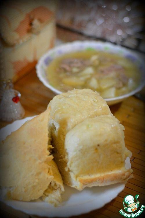 "Суп ""Пашкет"" - кулинарный рецепт"