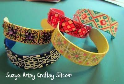 Mod Podge popsicle stick bracelets: Popsicle Stick Bracelets, Popsicles, Art, Popsicle Bracelet, Craft Ideas, Diy, Popsicle Sticks, Crafts, Kid