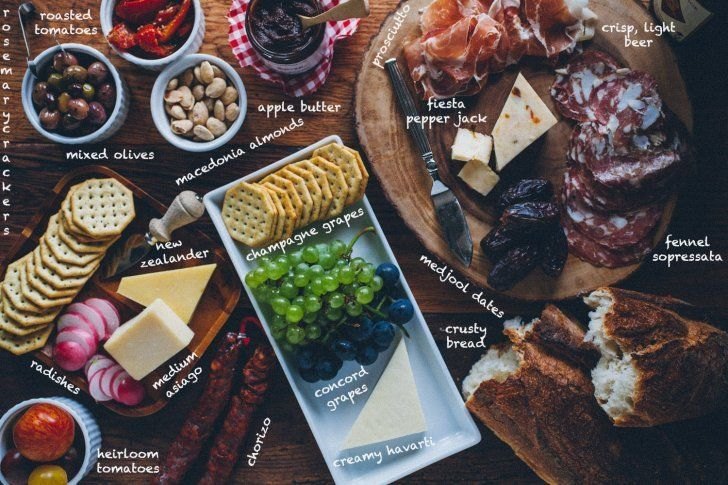 How To: Build a Cheese Plate with @SargentoCheese!