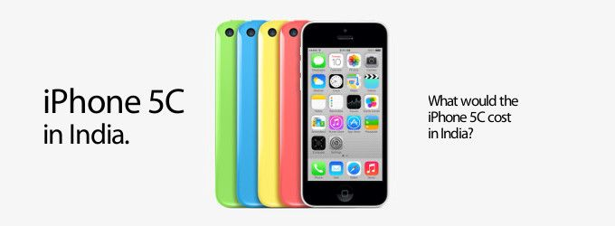 iphone 5c gold price in india