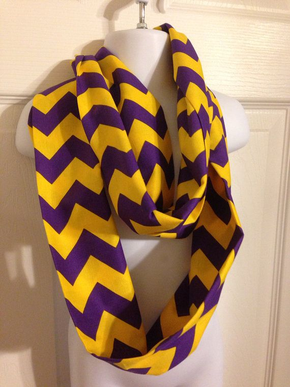 Football season accessories ladies Infinity Scarf