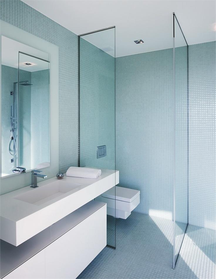 villa in szentendre szentendre 2006 archilovers architecture bathroom - Modern Design Bathrooms 2010