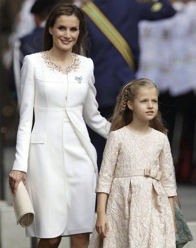 19 JUNE 2014  Proclamation of King Felipe VI Official coronation ceremony of King Felipe VI  in Madrid