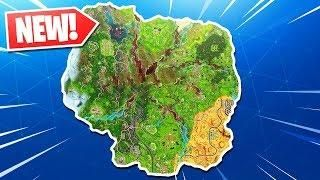 New Fortnite Season 6 New Map Fortnite Season 6 Map Changes