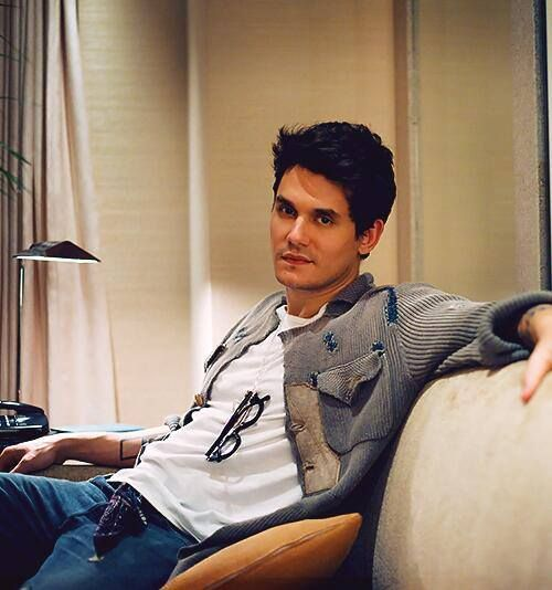 Yes, I will sit with you, John Mayer.