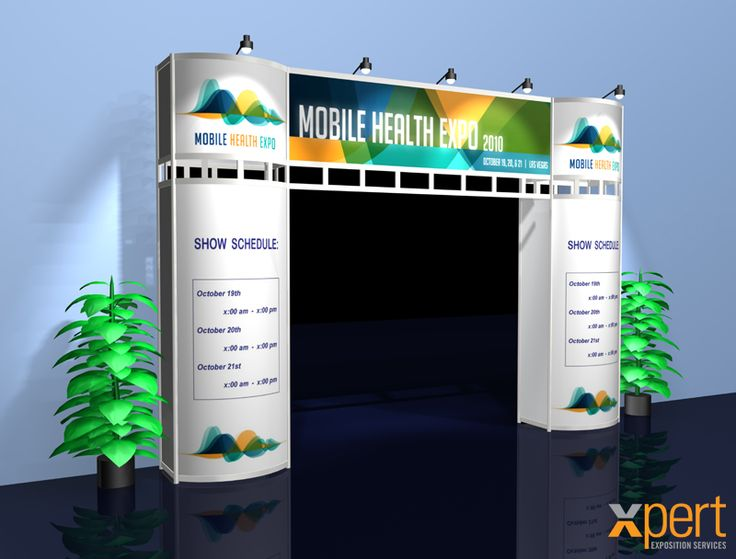 Exhibition Display Units : Best images about entrance arch on pinterest behance