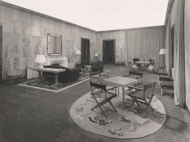 14 best jean michel frank images on pinterest jean michel art deco interiors and interiors. Black Bedroom Furniture Sets. Home Design Ideas