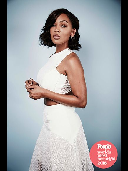 "The Countdown Is Over: See Who Made PEOPLE's Most Beautiful List! | MEAGAN GOOD   | She's been an on-screen regular since the tender age of four and has made quite a name for herself in the 30 years since. Despite starring in a slew of different roles in TV and film, Good reveals one thing that has remained constant in her life: Her feelings of self-worth. ""I've always had that kind of spirit where I love me, and I accept me, and I feel beautiful, and I feel sexy,"" she tells MIMI. ""And I've…"