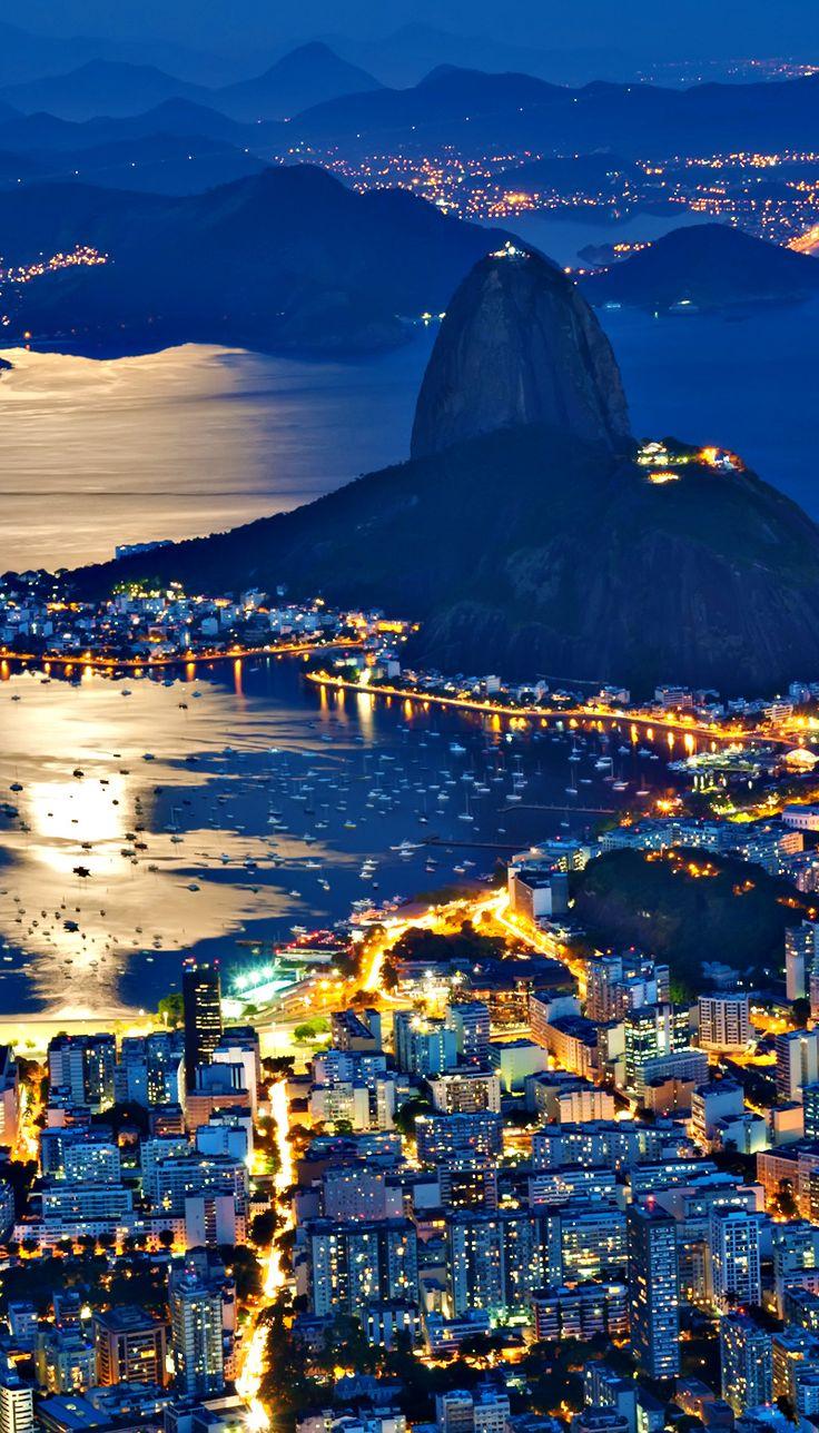 Rio De Janeiro eh sem dúvida uma das cidades mais bonitas e aconchegantes do Brasil