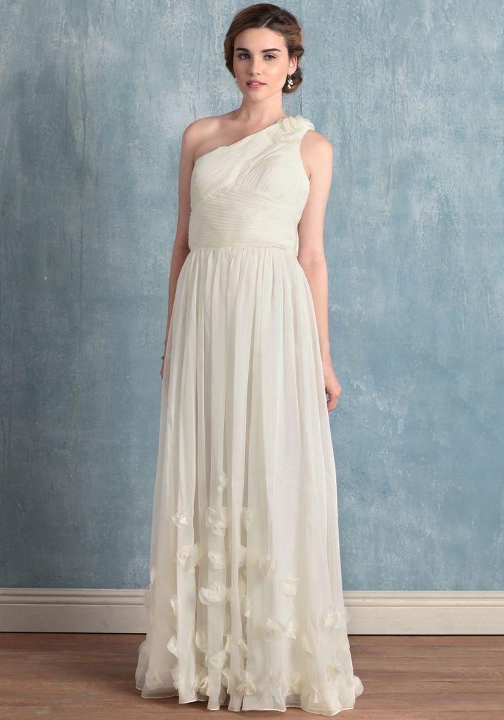 Noelle, Ruche, $416.99, Wedding Dress
