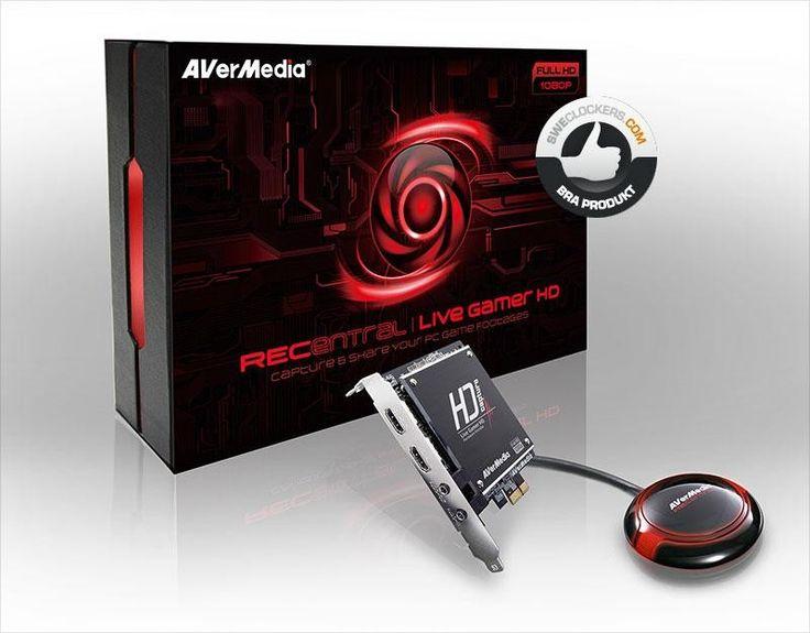 AverMedia C985 Live Gamer HD #WRGamers #AVERMEDIA