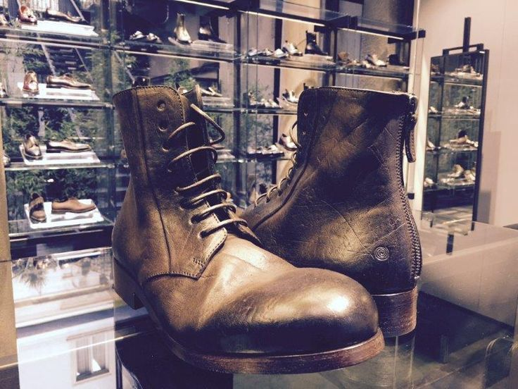 Ankle boot by @Marsell #Marsell #ankleboot #formen #FolliFollie #FW14collection