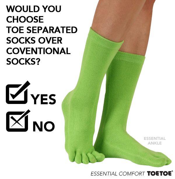 We want to hear from you! #TOETOESocks #TOETOE #SocksUK