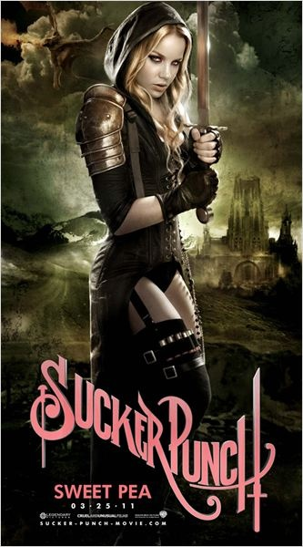 Sucker Punch : Affiche Abbie Cornish, Zack Snyder - AlloCiné