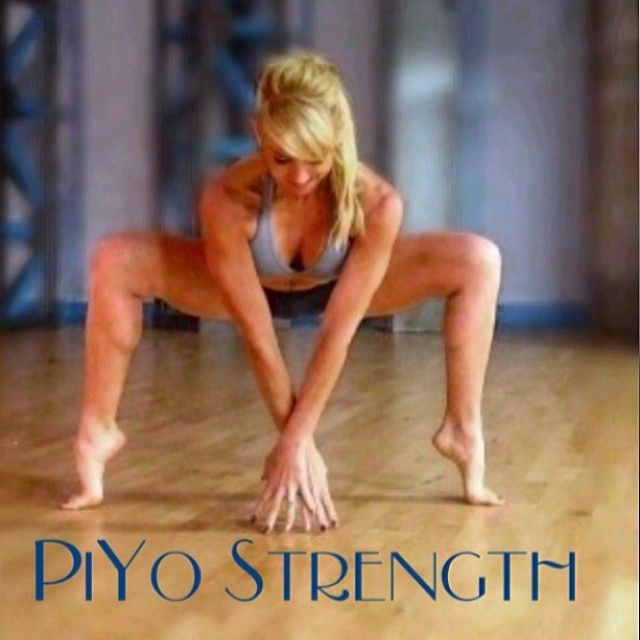 You've never done full body strength training like this before! Flexibility for hyper people who know they need to stretch but just can't stand to stand still = PiYo strength!  https://www.teambeachbody.com/veronicamadden