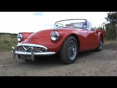 Daimler SP250 'Dart' Driven