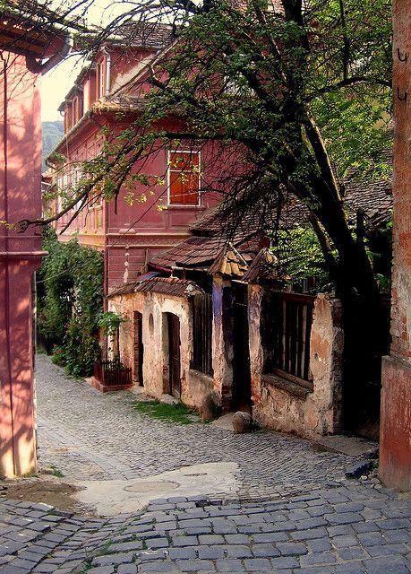 Mures county, Romania.