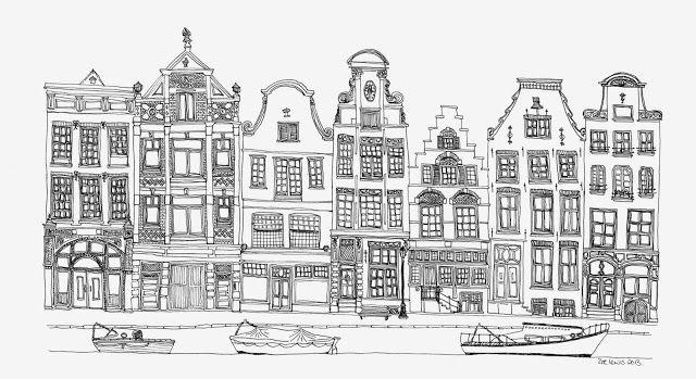 pin von paul hollis auf i amsterdam pinterest w nde und kreativ. Black Bedroom Furniture Sets. Home Design Ideas