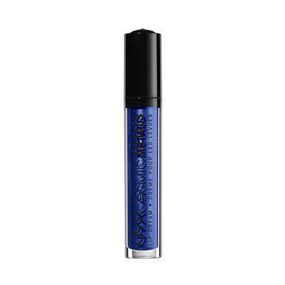 Découvrez le Cosmic Metals Lip Cream de NYX et lisez les avis sur Lucette.com !