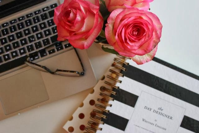 Time Management: My Day Designer - [thegoldenkitz]