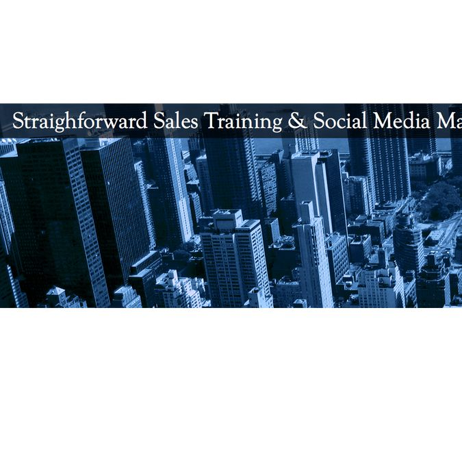 Professional LinkedIn Background for Sales/Social Media Marketing Consultant by HannahKH