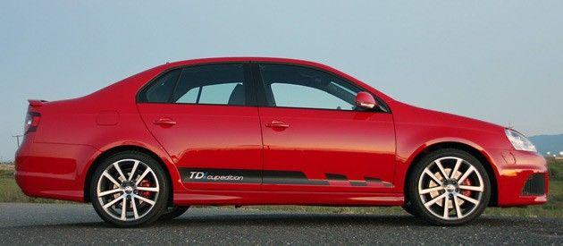 Ideas - 2010 Volkswagen Jetta TDI Cup Edition
