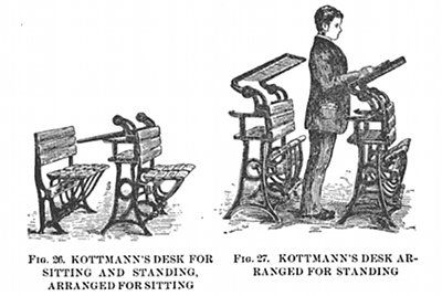 Become a Stand-Up Guy: The History, Benefits, and Use of Standing Desks