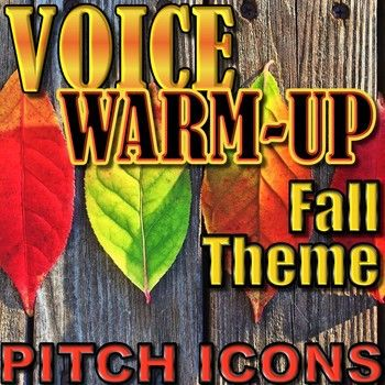 Fall Voice Warm-up - Elementary Music - Pitches So Mi La -
