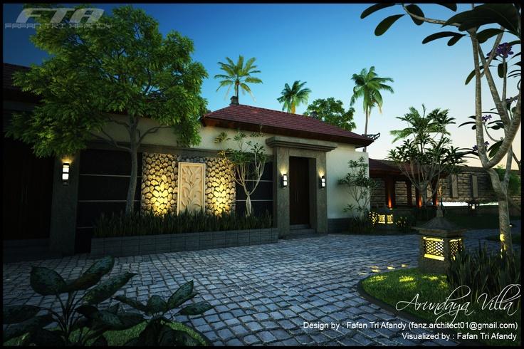 Arundaya Villa, Canggu-Bali