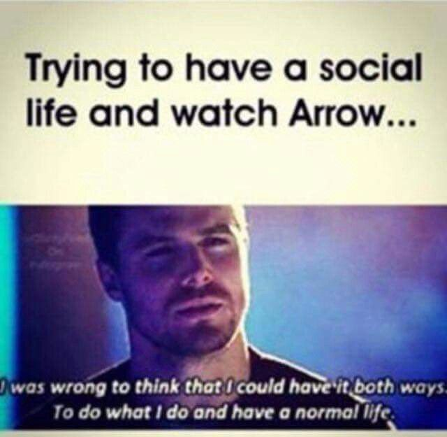 How about Arrow, Supergirl, Flash, and Legends of Tomorrow. On top of that my kdramas and kpop... LOL. The struggle... lol