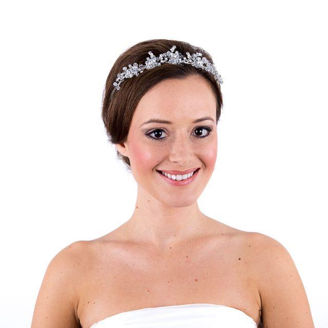 Vintage Crystal and Diamante Hairband / Tiara - £38.00 : Blossom Tiaras