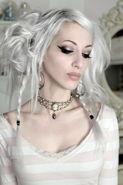 steampunk hairstyles - Google Search