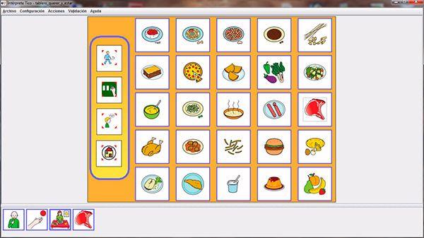 TICO (Tableros Interactivos de COmunicación): aplicación informática para crear…